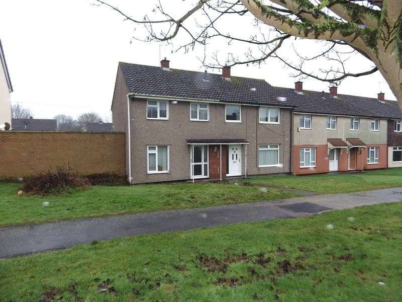 2 Bedrooms Terraced House for sale in Severn Way, Patchway