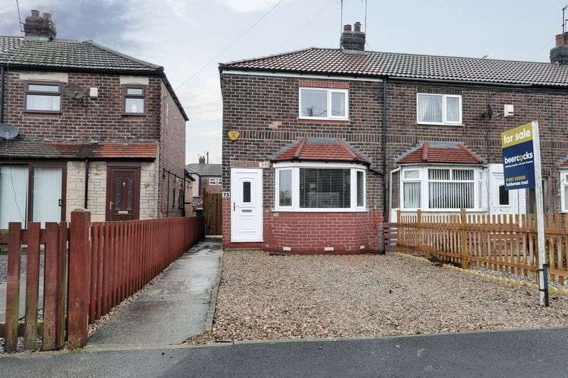 2 Bedrooms Terraced House for sale in Woodhall Street, Hull