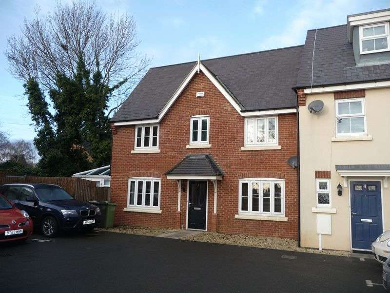 3 Bedrooms Semi Detached House for sale in Butchers Court, Wellingborough