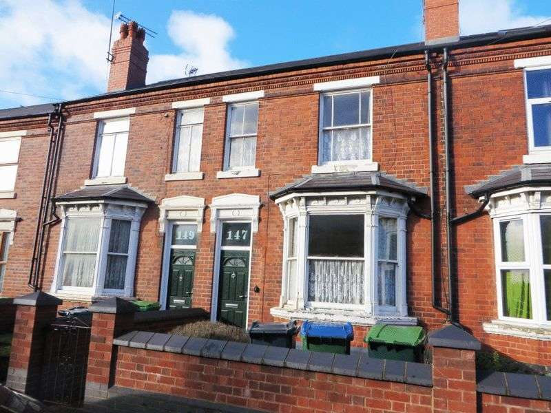 3 Bedrooms Terraced House for sale in Bromford Lane, West Bromwich