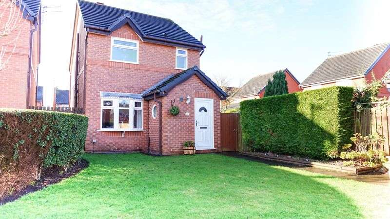 3 Bedrooms House for sale in Mottram Close, Warrington
