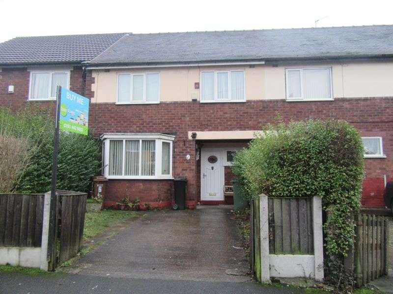 3 Bedrooms Terraced House for sale in Byron Grove, Stockport