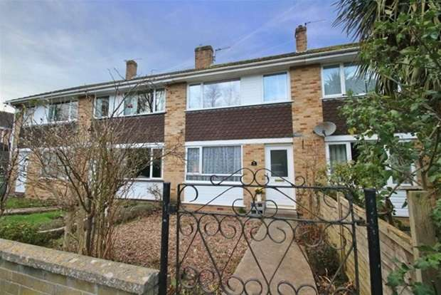2 Bedrooms Terraced House for sale in Austin Road, Glastonbury, Somerset