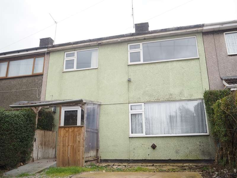 3 Bedrooms Terraced House for sale in Larch Grove, Llanmartin, Newport