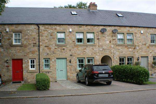 3 Bedrooms Terraced House for sale in Penny Lane, Satley