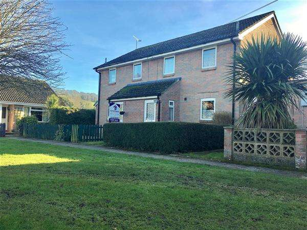 3 Bedrooms Semi Detached House for sale in Rectory Gardens, Shroton, Blandford