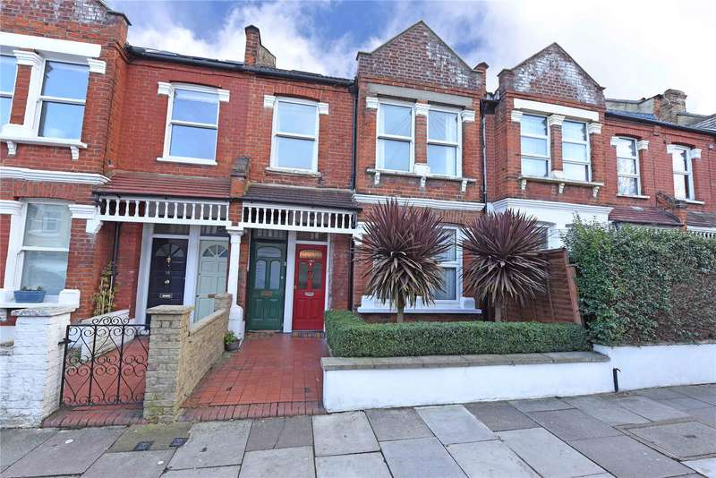2 Bedrooms Flat for sale in Astonville Street, London, SW18