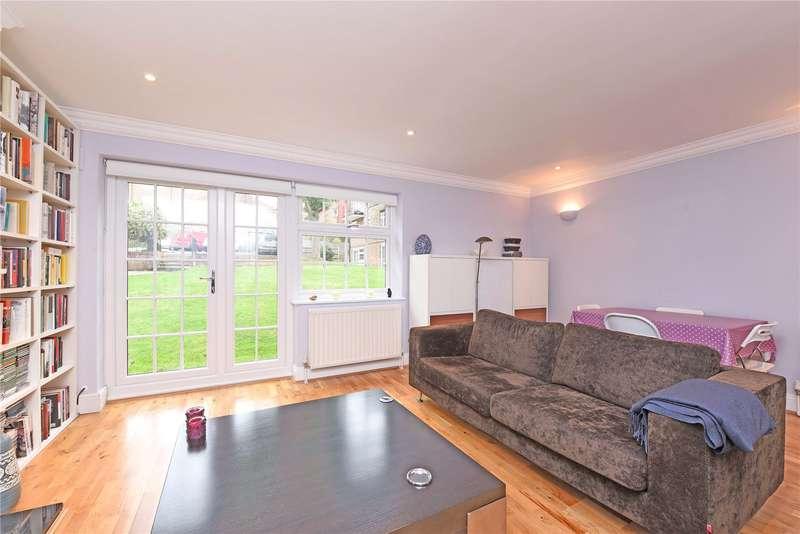 3 Bedrooms Maisonette Flat for sale in Southfields Court, Albert Drive, London, SW19