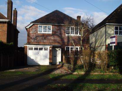 4 Bedrooms Detached House for sale in Rushington, Southampton, Hampshire
