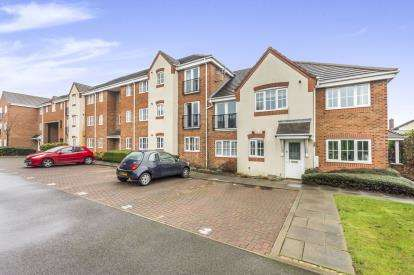 1 Bedroom Flat for sale in Kingfisher Court, 1 Clarkes Lane, Willenhall, West Midlands