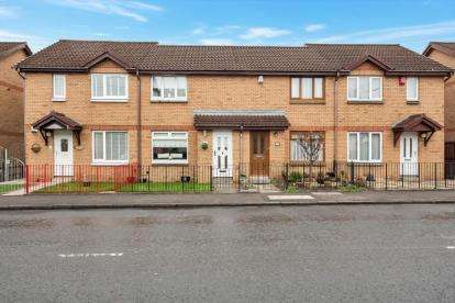 2 Bedrooms Terraced House for sale in Springboig Road, Glasgow, Lanarkshire