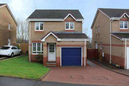 3 Bedrooms Detached House for sale in Perrays Drive, Dumbarton