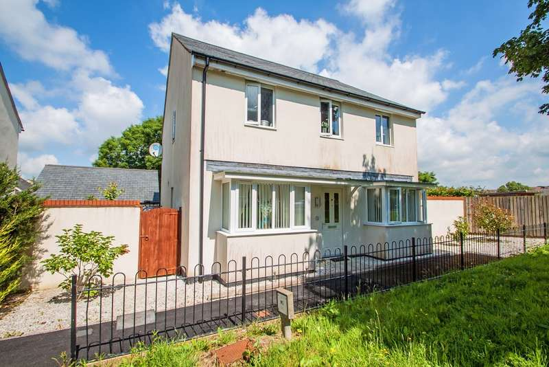 4 Bedrooms Detached House for sale in Widewell, Plymouth
