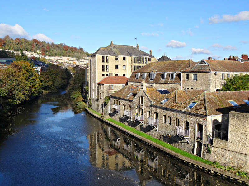 3 Bedrooms Flat for sale in Northanger Court, Grove Street, Bath