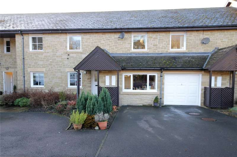 3 Bedrooms Terraced House for sale in Oley Meadows, Shotley Bridge, Consett, DH8