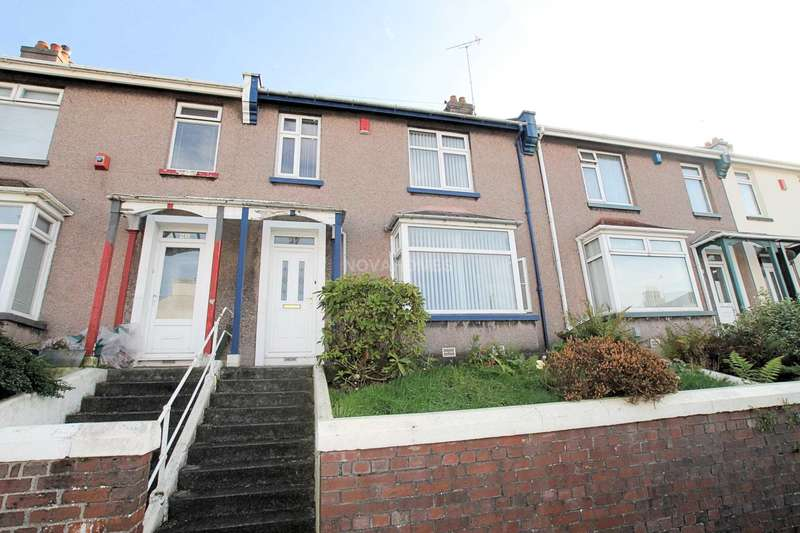 3 Bedrooms Terraced House for sale in Browning Road, Milehouse, PL2 3AN
