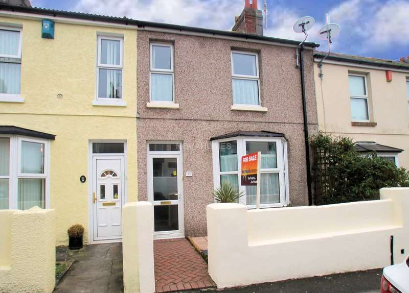 2 Bedrooms Terraced House for sale in Edith Street, St Budeaux, PL5 1QJ