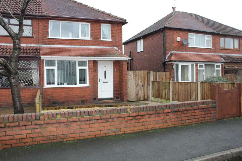2 Bedrooms Semi Detached House for sale in Princess Road, Firgrove