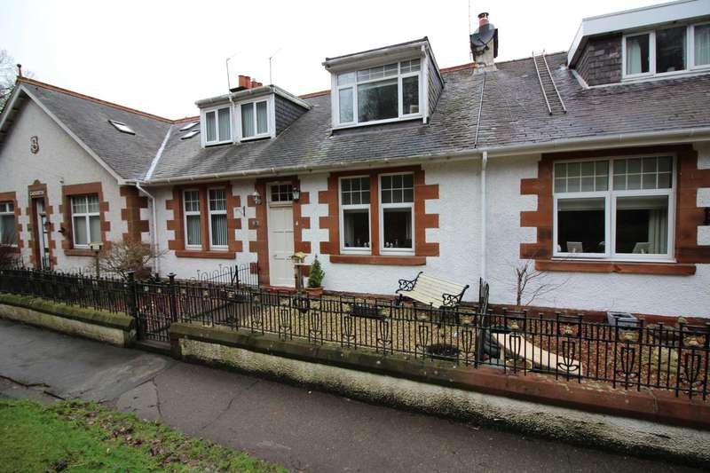 3 Bedrooms Terraced House for sale in Gadgirth Holm, Annbank