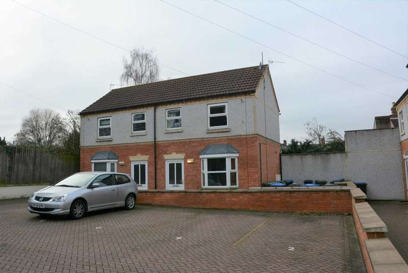 1 Bedroom Semi Detached House for sale in Golding Court, East Street,Town Centre