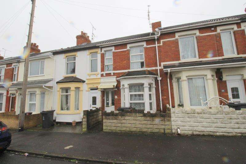 2 Bedrooms House for sale in Graham Street, Central Swindon