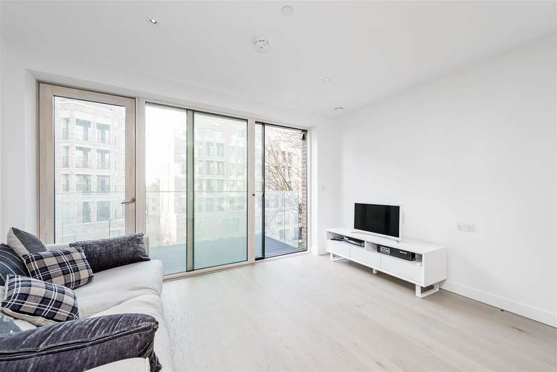 1 Bedroom Flat for sale in Rutherford Heights, Trafalgar Place, Rodney Road, Elephant & Castle, London SE17