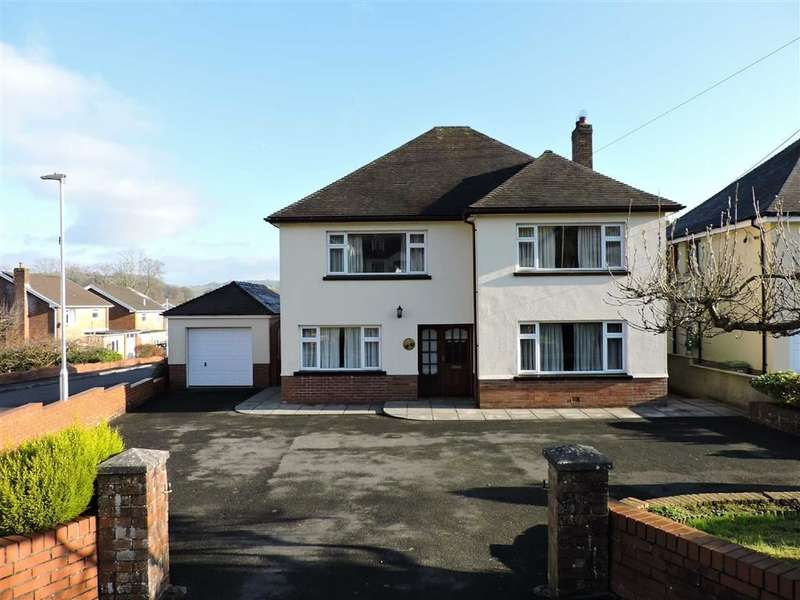 4 Bedrooms Property for sale in Bronwydd Road, Carmarthen