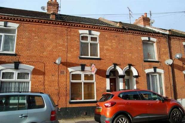 3 Bedrooms Terraced House for sale in Stimpson Avenue, Abington, Northampton NN1 4JW