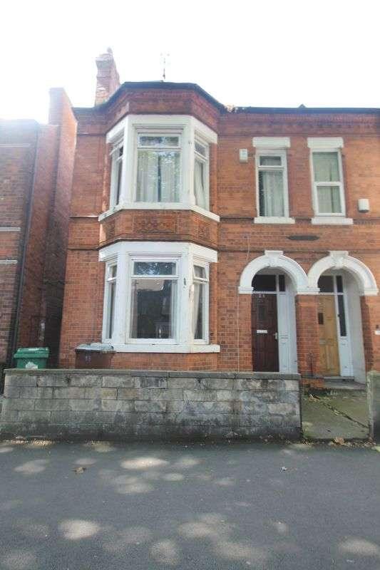 5 Bedrooms Terraced House for sale in Lenton Boulevard Lenton NG7 2ET