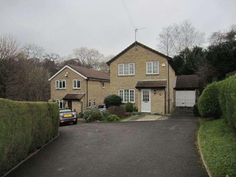 4 Bedrooms Detached House for sale in Coed Arhyd The Drope Cardiff CF5 4TZ