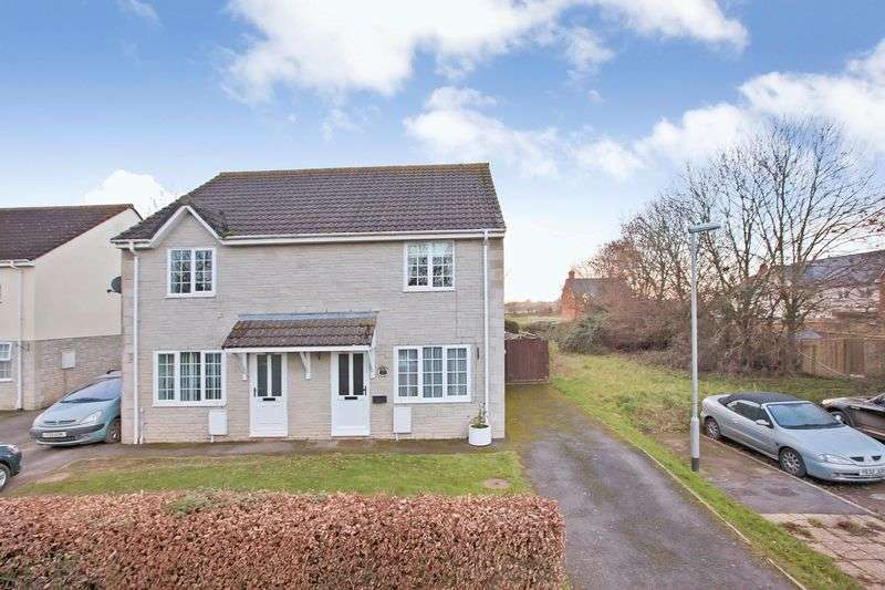 2 Bedrooms Semi Detached House for sale in NORTH CURRY