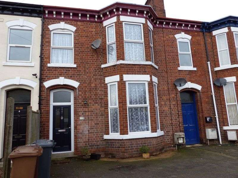 4 Bedrooms Terraced House for sale in Newark Road, Lincoln