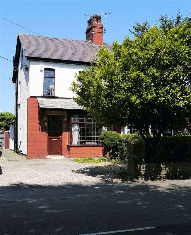 4 Bedrooms Semi Detached House for sale in Chapel Lane, Longton, Preston