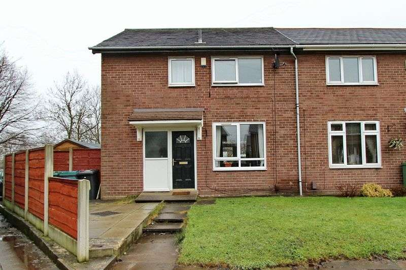 2 Bedrooms Terraced House for sale in Mersey Square, Whitefield, Manchester