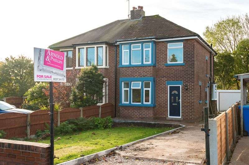 3 Bedrooms Semi Detached House for sale in Rookwood Avenue, Chorley