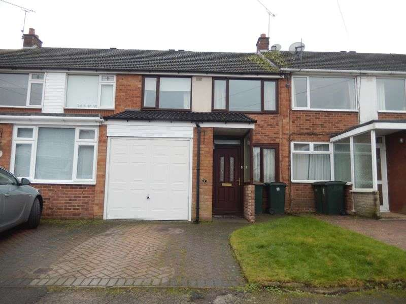 3 Bedrooms Terraced House for sale in The Glade, Broad Lane, Coventry