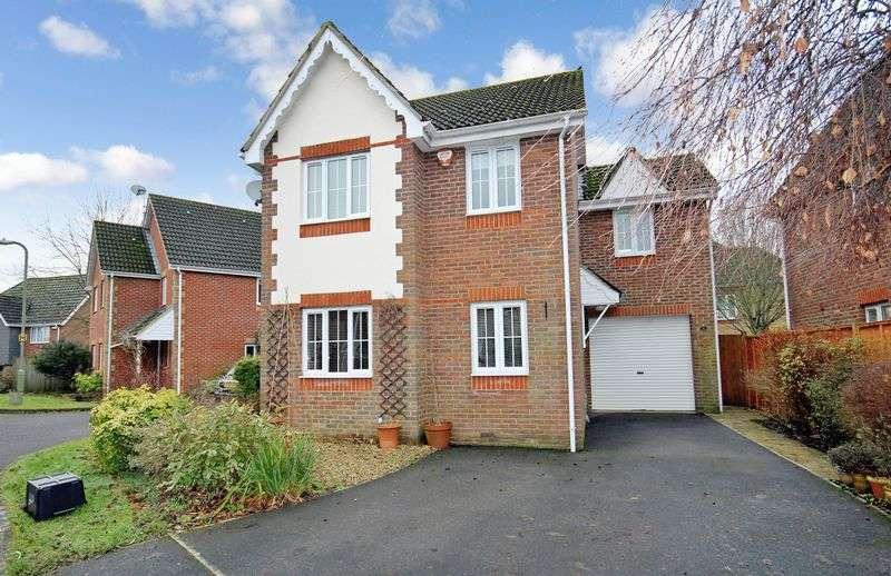4 Bedrooms Detached House for sale in Fordingbridge