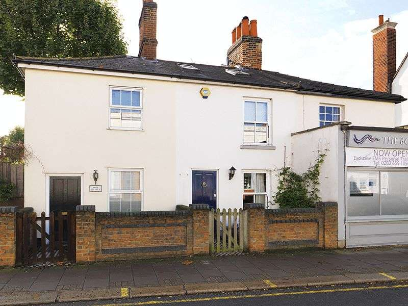 2 Bedrooms Terraced House for sale in Brighton Road, Surbiton, KT6