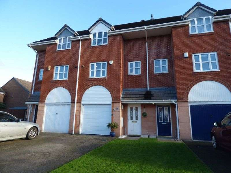 3 Bedrooms House for sale in Akeman Close, Morecambe