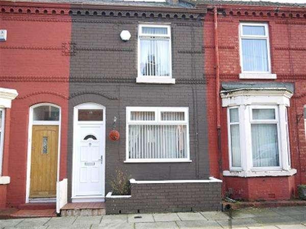 2 Bedrooms Terraced House for sale in Nansen Grove, Walton