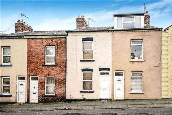 1 Bedroom Terraced House for sale in Grove Street, Harrogate