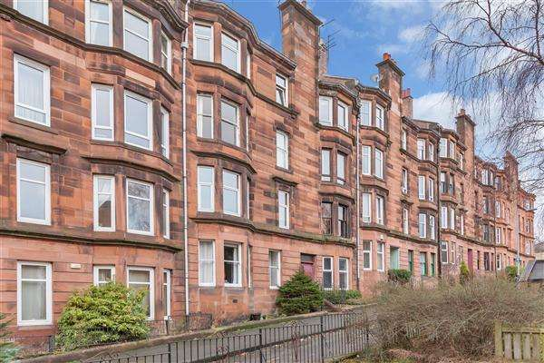 1 Bedroom Flat for sale in 1/1 41 Apsley Street, Partick, Glasgow, G11 7SN