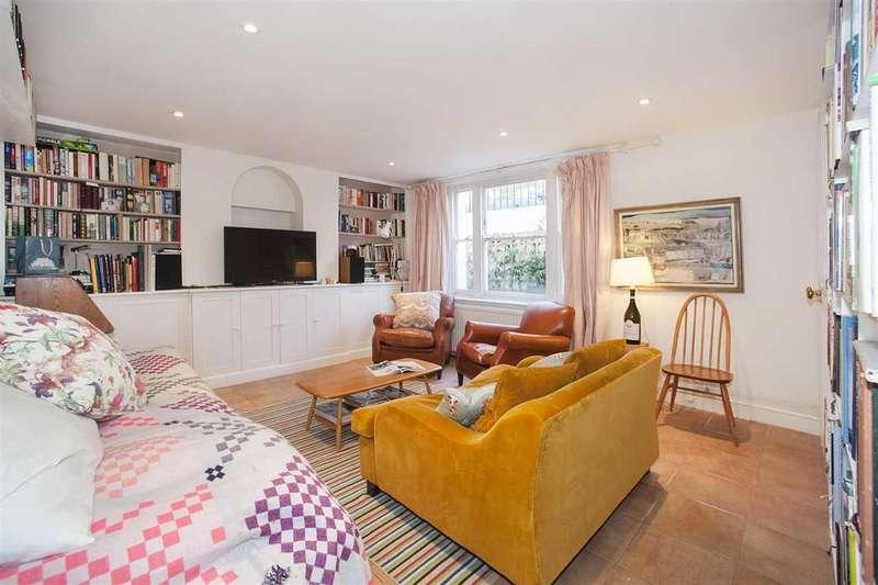 3 Bedrooms Maisonette Flat for sale in Boscombe Road, Shepherd's Bush
