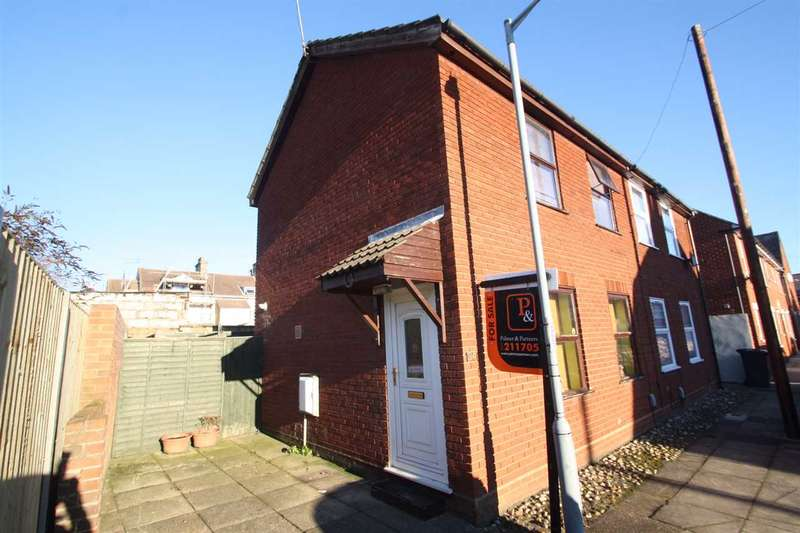 1 Bedroom Semi Detached House for sale in Gibbons Street, Ipswich
