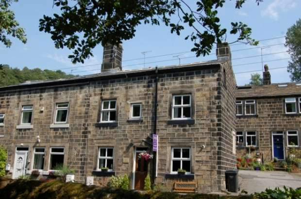 3 Bedrooms Semi Detached House for sale in Beech Cottages Hebden Bridge
