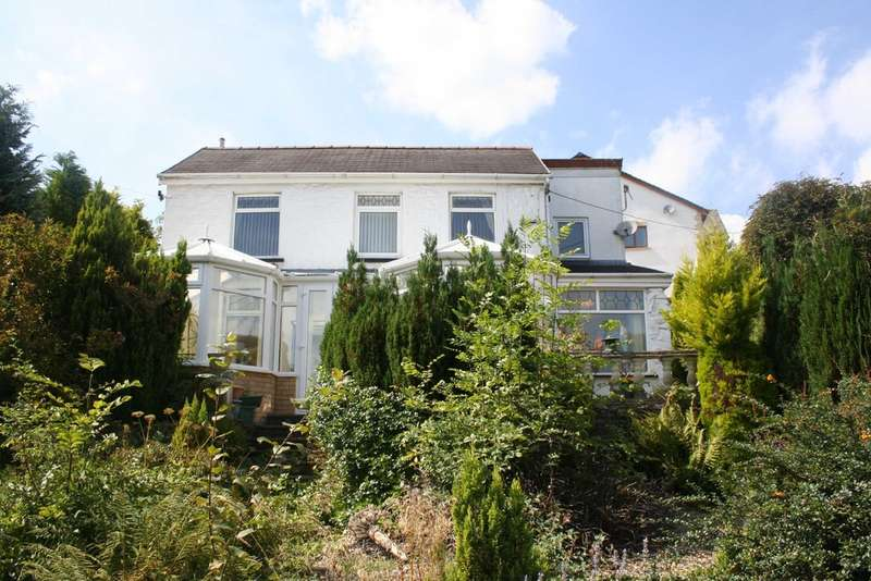 3 Bedrooms Detached House for sale in Lon Maes Du, Cefn Coed, Merthyr Tydfil