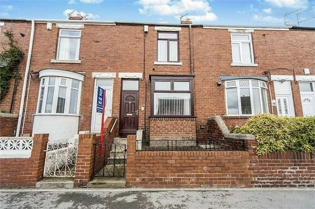 2 Bedrooms Terraced House for sale in Durham Road, Ushaw Moor, Durham