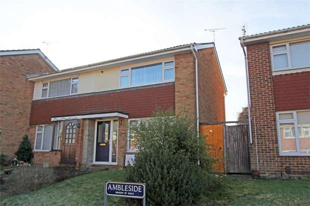 2 Bedrooms End Of Terrace House for sale in Ambleside, Sittingbourne, Kent