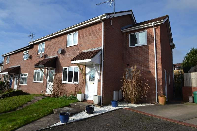 4 Bedrooms End Of Terrace House for sale in Oakridge , Thornhill, Cardiff. CF14 9BX