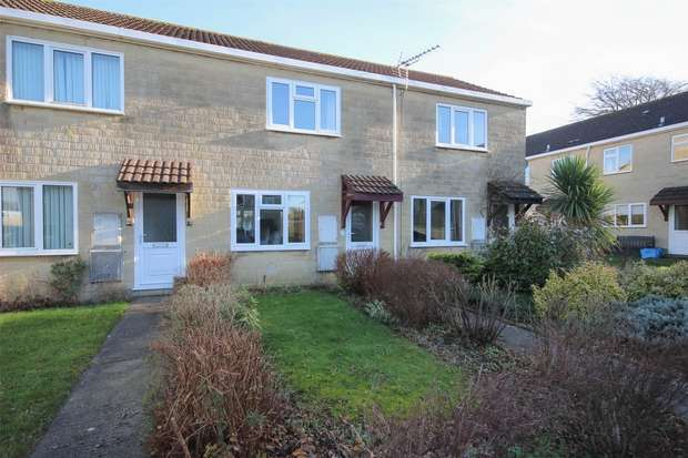2 Bedrooms Terraced House for sale in Abingdon Gardens, Odd Down, BATH